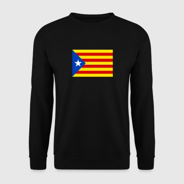 Catalan flag - Men's Sweatshirt