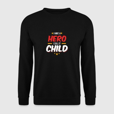 Superkind / Hero / Child / Gift / Kid - Men's Sweatshirt