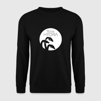 The Hydra White - Men's Sweatshirt