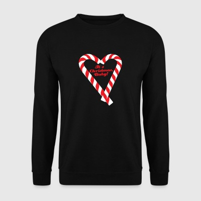 Candy Cane - It's Christmas, Baby! - Sudadera hombre