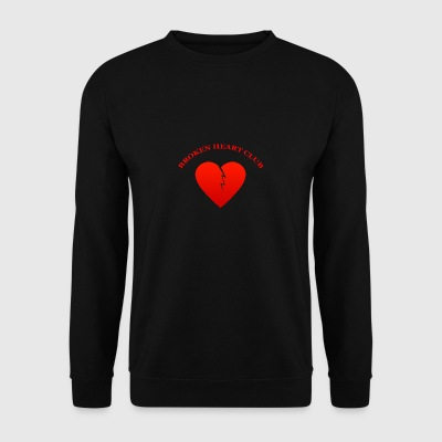 Broken Heart Club - Men's Sweatshirt