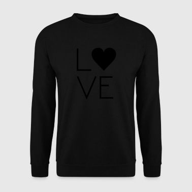 amour - Sweat-shirt Homme