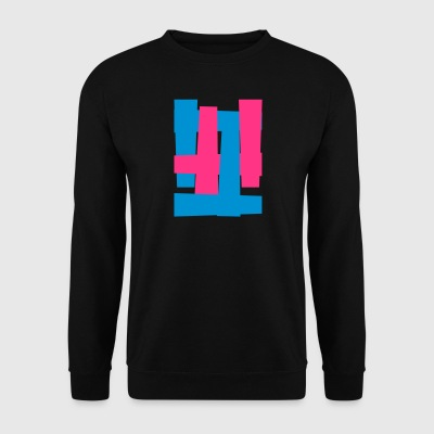 abstract - Men's Sweatshirt