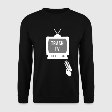 Trash TV - Men's Sweatshirt