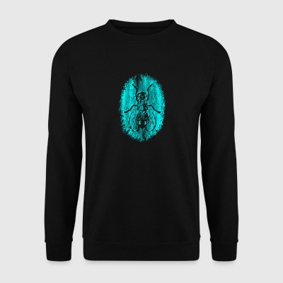 voler Turquoise - Sweat-shirt Homme