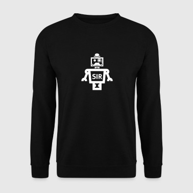 SIR Smart Item Robotics - Men's Sweatshirt