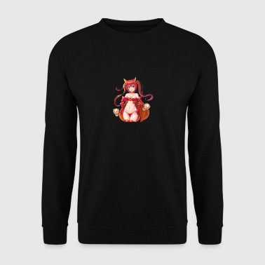 Anime World T-Shirt - Men's Sweatshirt
