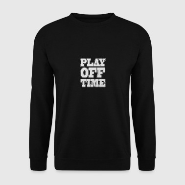 Playoff Time - Herre sweater