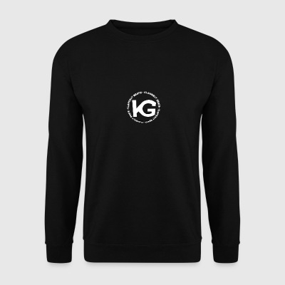 KlangGut_Beats_Logo 3D - Men's Sweatshirt