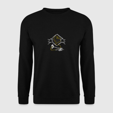 Trumpet - Men's Sweatshirt