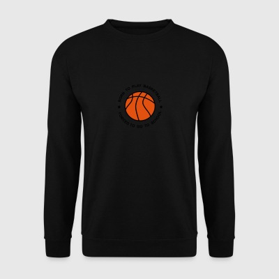 6061912 126270788 Basketball - Mannen sweater