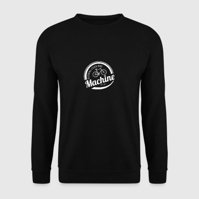 Global Cooling Machine - Männer Pullover