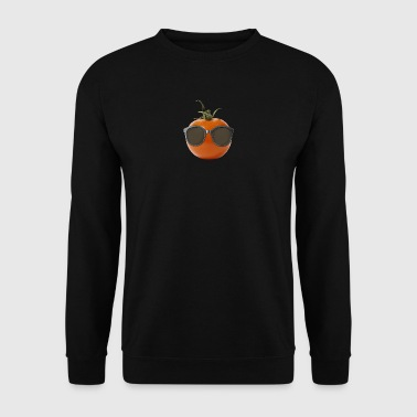Tomaat Gifts> Funny Tomaat Die Zonnebril> - Mannen sweater