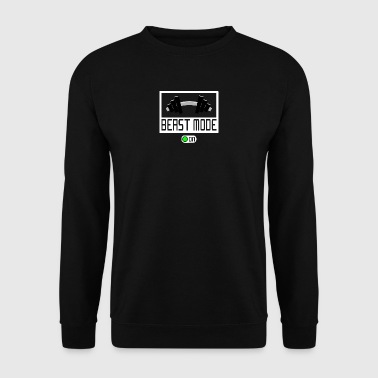 BEAST MODE ON - Mannen sweater