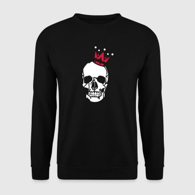 Skull Crown - Sweat-shirt Homme