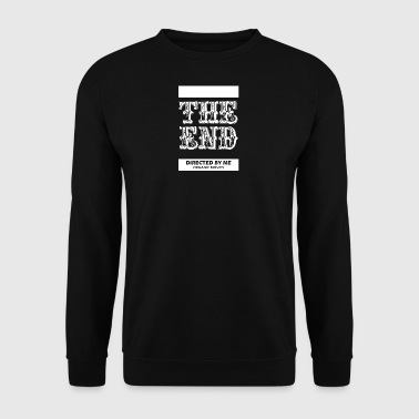 Theendmovie wite - Men's Sweatshirt