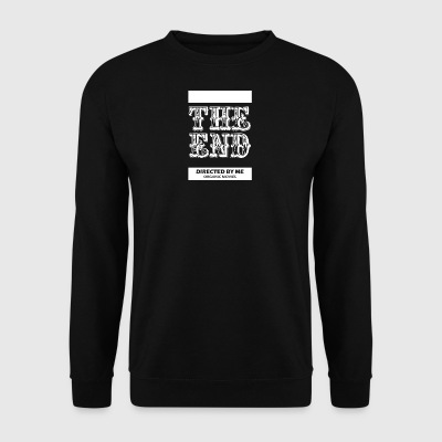 theendmovie wite - Herre sweater