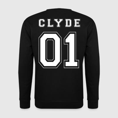 CLYDE 01 White Edition - Mannen sweater