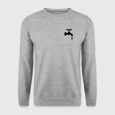 A dripping tap - Men's Sweatshirt