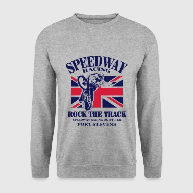 UK - Speedway  - Sweat-shirt Homme