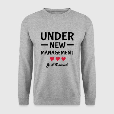 Married - Men's Sweatshirt