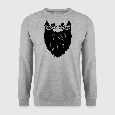 barbe beard 0 - Sweat-shirt Homme