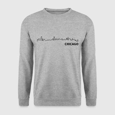 Chicago - Sweat-shirt Homme