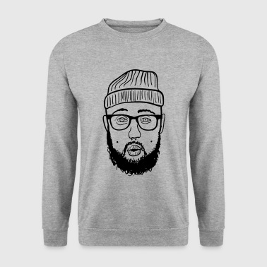 Hipster - Herre sweater
