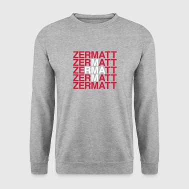 ZERMATT - Men's Sweatshirt