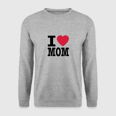 i love mom NO - Genser for menn