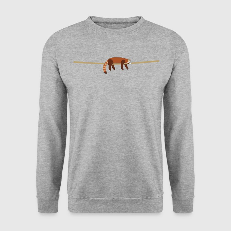 red panda - Men's Sweatshirt