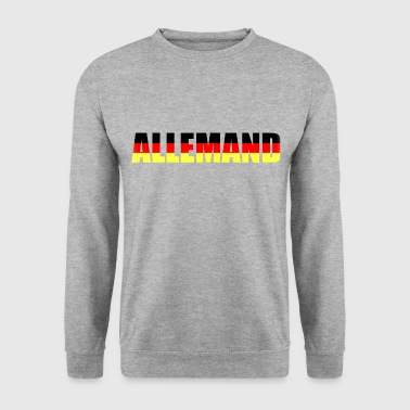 allemand - Sweat-shirt Homme