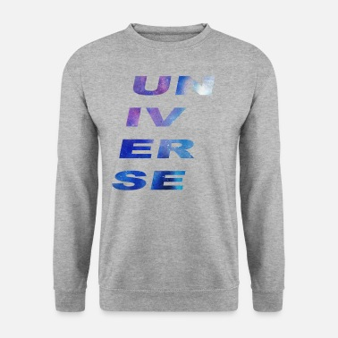 Universe Universe in Universe - Men's Sweatshirt