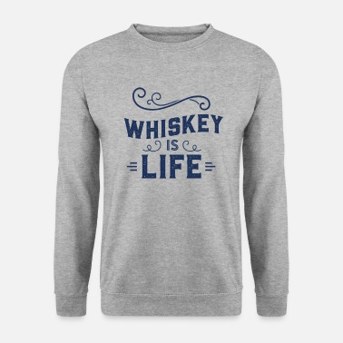 Whisky whisky - Sweat-shirt Homme