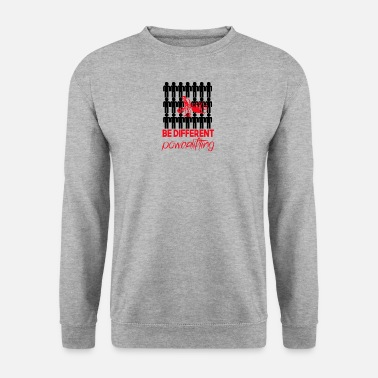 Different Be Different - Men's Sweatshirt