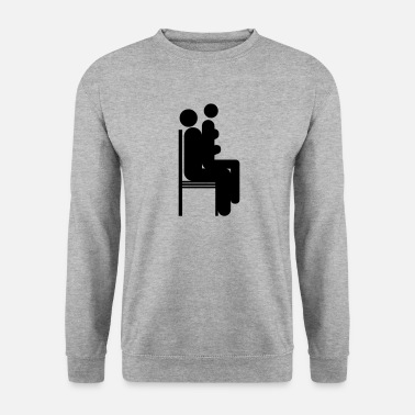 Sex Sex positions - Men's Sweatshirt