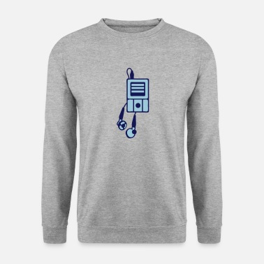 Mp3 MP3-Player - Männer Pullover