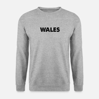 Nationale Het nationale vaderland van de nationale trots van Wales - Mannen sweater