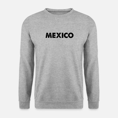 Nationale Het nationale vaderland van de nationale trots van Mexico - Mannen sweater