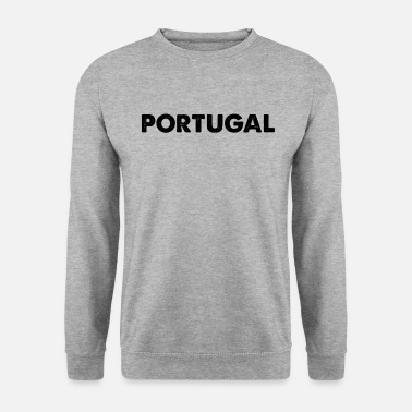 Nationale Het nationale vaderland van de nationale trots van Portugal - Mannen sweater