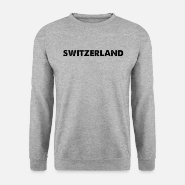 Nationale Het nationale vaderland van de nationale trots van Zwitserland - Mannen sweater
