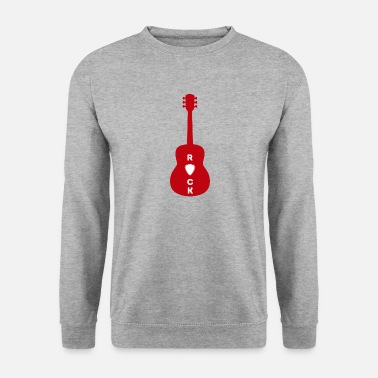 Guitare guitare - Sweat-shirt Homme