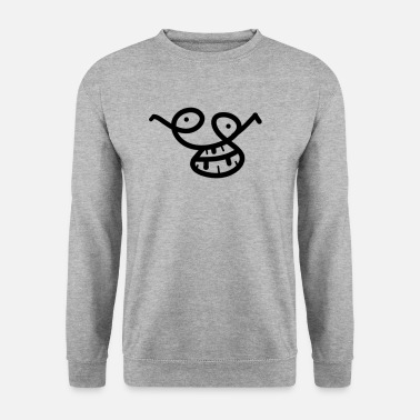 Happy Face FACE BE HAPPY - Men's Sweatshirt