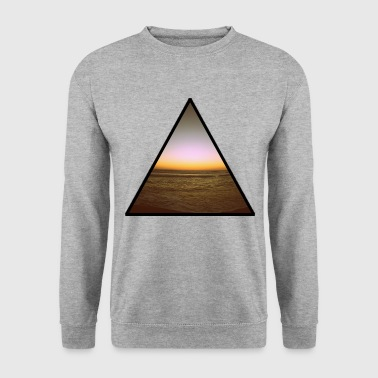 Triangle  - Sweat-shirt Homme