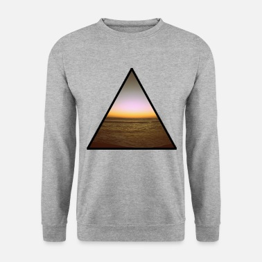 Triangle Triangle  - Sweat-shirt Homme