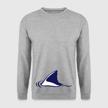 nageoire requin 2101 - Sweat-shirt Homme