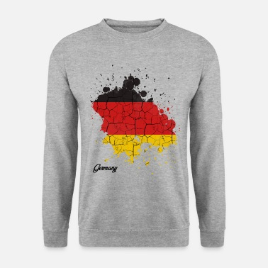 Federal Republic Of Germany Federal Republic of Germany countries outline gift - Men's Sweatshirt