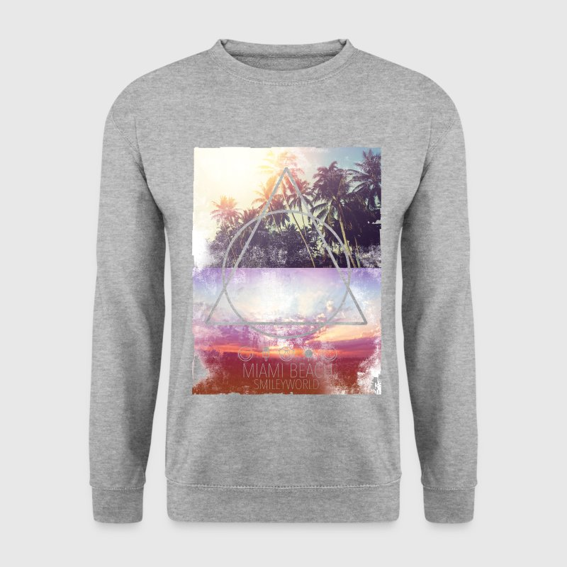 Smileyworld 'Miami Beach' - Männer Pullover