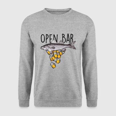 Open Bar - Sweat-shirt Homme
