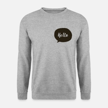 Hello Hello - Sweat-shirt Homme